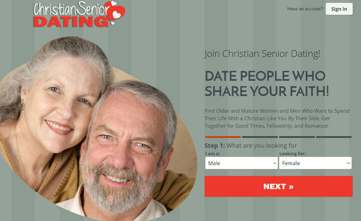 christian seniors dating Christian seniors dating - welcome to the simple online dating site, here you can chat, date, or just flirt with men or women sign up for free and send messages to single women or man.